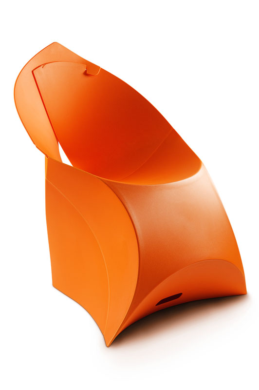 Flux Chair - Oranje